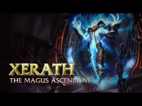 Xerath Champion Spotlight Music Videos