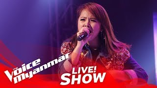 "Download Lagu Ip Shen Paung: ""ဆူးေလး"" - Live Show - The Voice Myanmar 2018 Gratis STAFABAND"