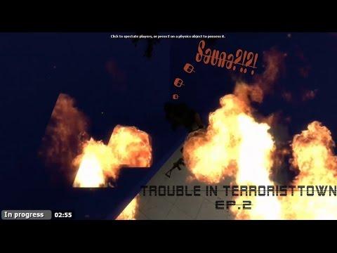 Garry's Mod - Trouble in Terroristtown #2 - Es tut mir Leeeeeid Cambridge!!! :((