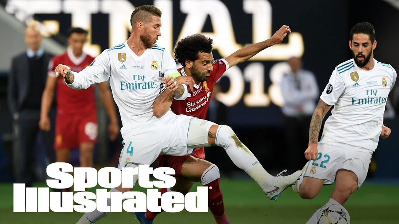 Was Sergio Ramos' Tackle On Mohamed Salah A Dirty Play?   SI NOW   Sports Illustrated