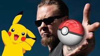 Metallica - Pokémon Theme (Tema de Pokémon)