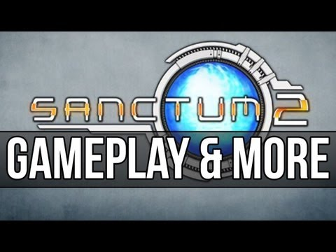 Sanctum 2: Gameplay, Preview, Review & First look.