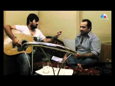 Making of Tere Bina song from the film TEZZ