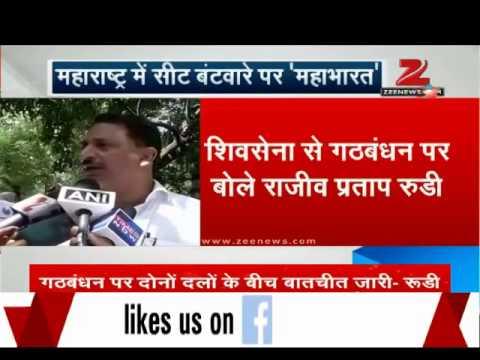 Maharashtra polls: Shiv Sena rejects BJPs 135-seat sharing formula...