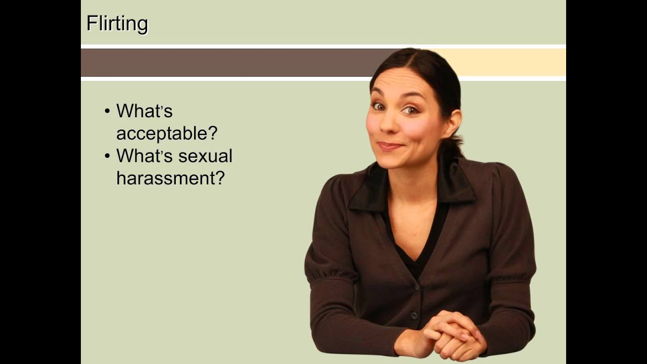 What is considered sexual harassment photo 70