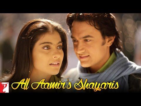 All Aamirs Shayaris - Fanaa