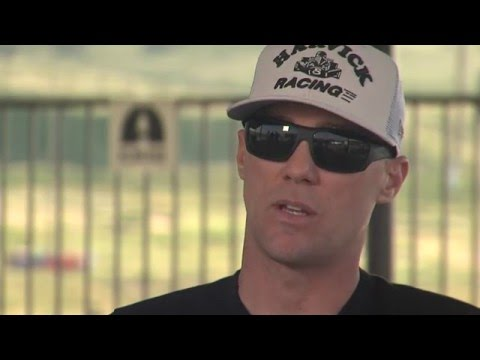 What Drives Kevin Harvick: a 17 News exclusive interview