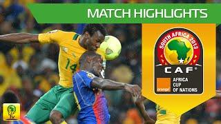 CAN Orange 2013 | Afrique du Sud 0-0 Cap Vert