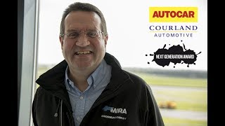 HORIBA MIRA, The Autocar-Courland Next Generation Award