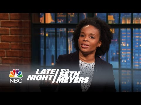 Dutch Christmas Is Pretty Racist - Late Night with Seth Meyers