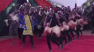 Bukusu Traditional Dance