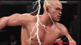 EA Sports UFC 3 -  Online Knockouts Montage 3