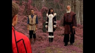 Power Rangers Jungle Fury - Ghost of a Chance - The Spirit Masters Test (Episode 14)