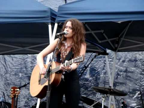 "Sierra Noble Opening for Bon Jovi - ""Possibility"""