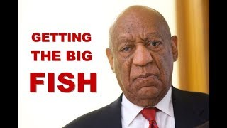 Tariq Nasheed on The Bill Cosby Guilty Farce: Getting The Big Fish