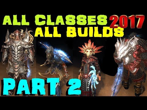 Neverwinter ALL CLASSES Review 2017 Part 2/4