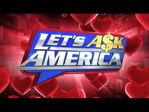 Let's Ask America... Happy Valentine's Day