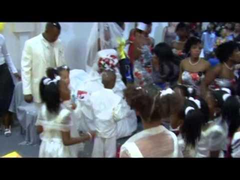 Le mariage de Olga et Nicha partie 4