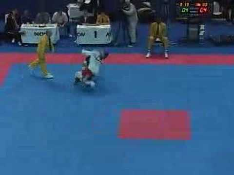 taekwondo olympic qualifiers