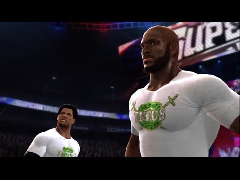 WWE '13 Community Showcase: Prime Time Players (Xbox 360)