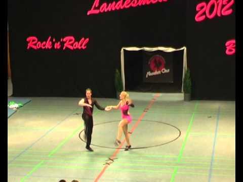 Lisa-Marie Nick & Harald Marzi - Landesmeisterschaft NRW 2012