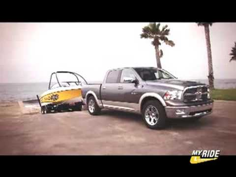 First Drive: 2009 Dodge Ram Video