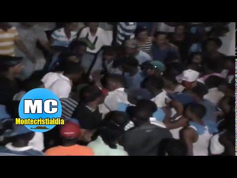 Ultimo Adios a los 4 jovenes que fallecieron en accidente de transito en Montecristi