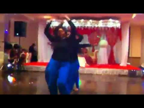 Wedding Reception Dance- Aao Huzur Ambarsariya Bedardi raja &...