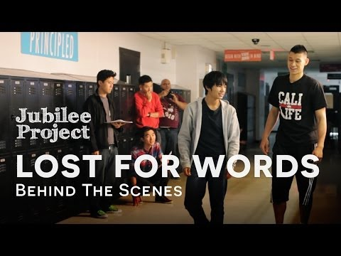 Lost for Words (ft. Jeremy Lin) | Behind the Scenes