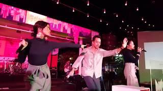 Download lagu Side To Side Cover Ariana Grande - GAC (Gamaliel Audrey Cantika) Live at Flavor Bliss Alam Sutera gratis