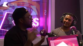 Will.i.am talks The Voice Kids UK and The Black Eyed Peas Tour 🙌 | KISS BREAKFAST
