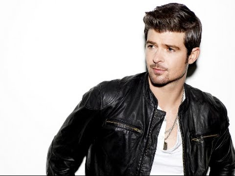Robin Thicke at the Borgata Hotel and Casino Atlantic City 2014 Part 1