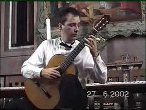 Bruno Giuffredi plays Studio No.5 by Giulio Regondi
