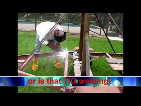 Martin County Amateur Radio Association Tower Trailer Work June 04 2013