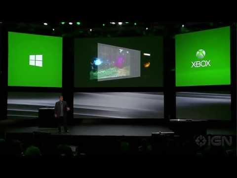Xbox One Hardware Demo - Xbox One Reveal