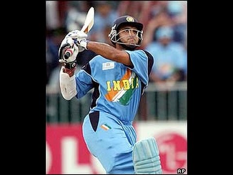 Sourav Ganguly Biggest Six At Lords. video