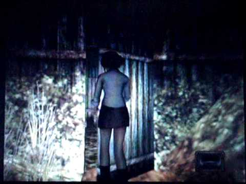 Let's Play Fatal Frame (Blind) - The Strangling Ritual Pt. 8