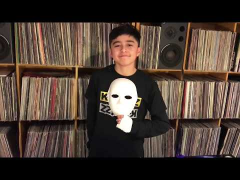 K-SWIZZ (13 years old) - 2017 #GoldieAwards DJ Battle (Submission) #RealDJing ✅