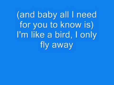 Nelly Furtado I'm Like a Bird Lyrics