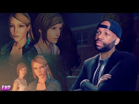Life is Strange Before the Storm Gameplay Walkthrough Episode 1 - Ending (Life is Strange Prequel)