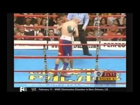 Acelino Popó Freitas vs Jorge La Hiena Barrios (FULL FIGHT) LUTA DO ANO, 2003