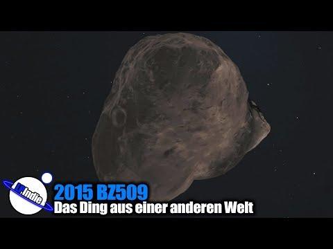 2015 BZ509 - Das Ding aus einer anderen Welt