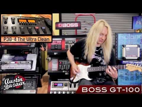 Boss GT-100 Pedal Demo | Robert Marcello
