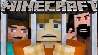 If Justin Bieber went to Jail - Minecraft