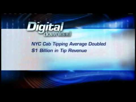 Digital Download: NYC cab tipping, Order Domino's pizza on Facebook