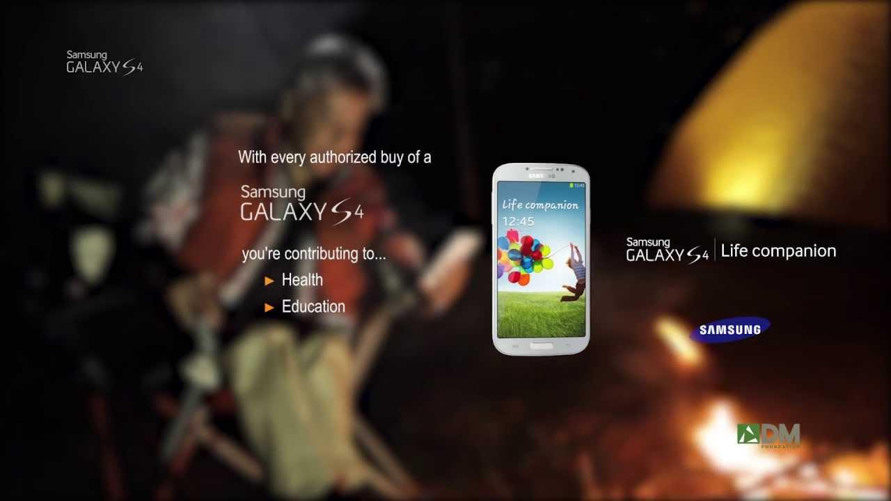 Samsung Galaxy S4 Wallpaper Life Companion