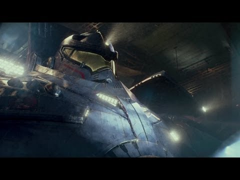 Pacific Rim Official Trailer - In UK Cinemas July 12