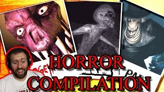 The Best Moments: Horror Compilation 1 | JUMPSCARES, SCREAMS, AND MORE!!!