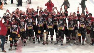 Highlights der steirischen Eishockey- Finalserien