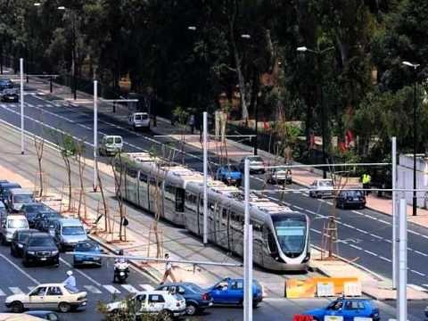 Algerie VS Maroc - Infrastructures - الجزائر مقارنة بالمغرب - البنيات